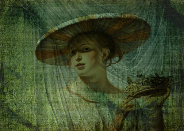 Dior Digital Art - The New Look by Sarah Vernon