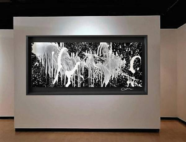 Wall Art - Painting - The Night Of - Edition 2 by Mac Worthington