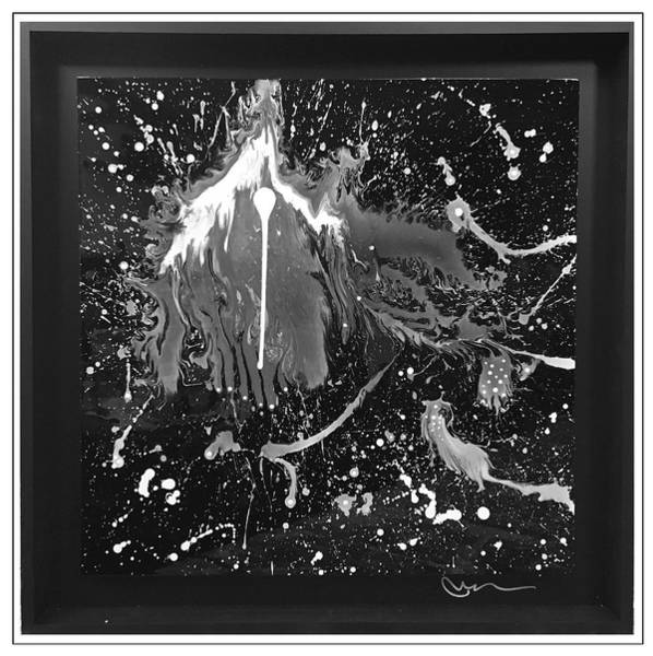 Wall Art - Painting - The Night Of - Edition 7 by Mac Worthington