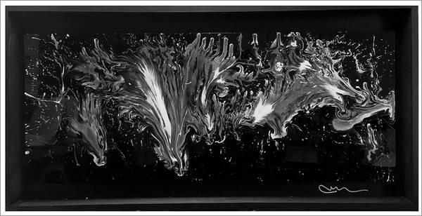 Wall Art - Painting - The Night Of - Edition 8 by Mac Worthington