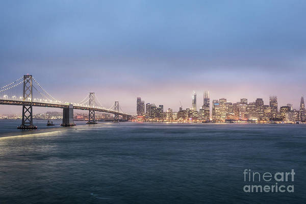 Photograph - The Nights Of San Francisco by Didier Marti