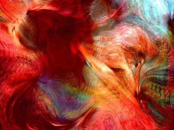 Digital Art - The Norsemen by Robert Grubbs