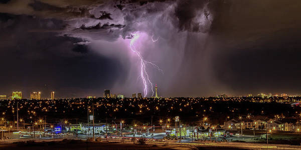 Photograph - The North American Monsoon by Michael Rogers