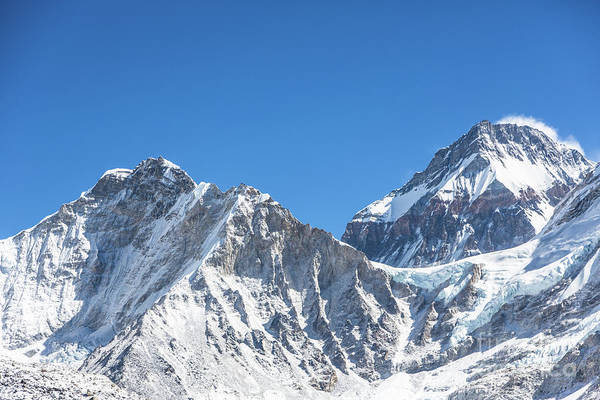 Photograph - The North Col Of Mount Everest  by Didier Marti