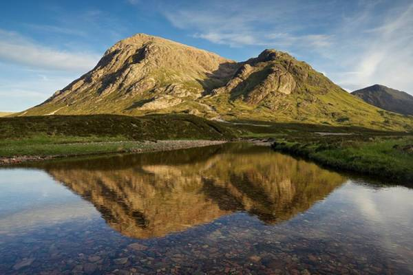 Photograph - The North Face Of Stob Dearg by Stephen Taylor