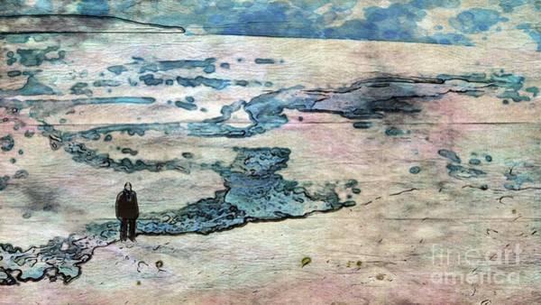 The Nowhere Man By Mary Bassett Art Print