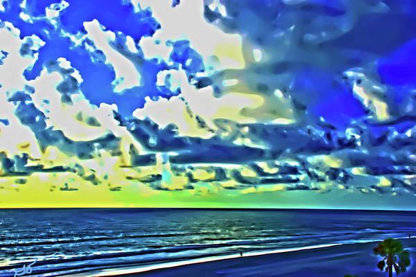 Photograph - The Ocean Sky by Gina O'Brien