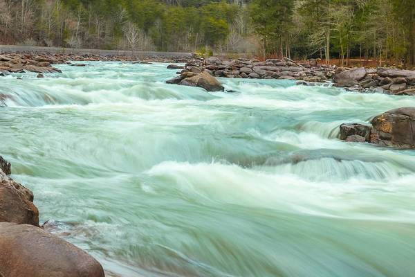 Ocoee Wall Art - Photograph - The Ocoee by Lisa Bell