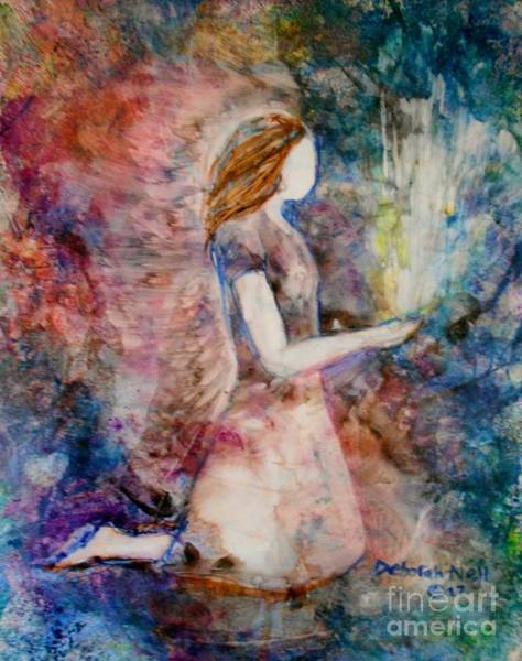 Painting - The Offering by Deborah Nell