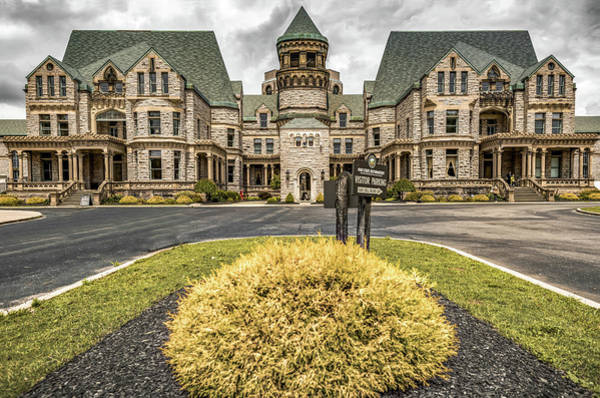 Photograph - The Ohio State Reformatory - Mansfield Prison by Gregory Ballos