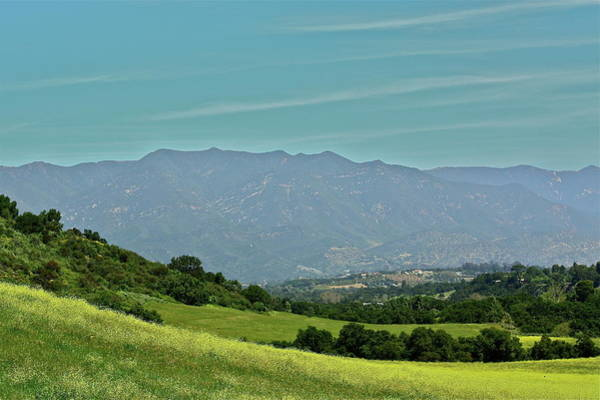 Photograph - The Ojai Valley by Diana Hatcher