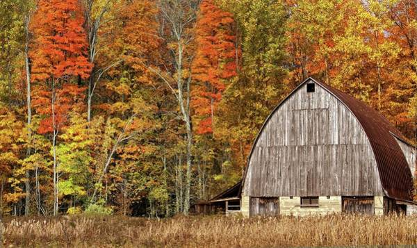 Wall Art - Photograph - The Old Barn by Chris Fleming