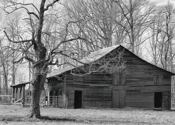 Photograph - The Old Barn by Roberta Byram