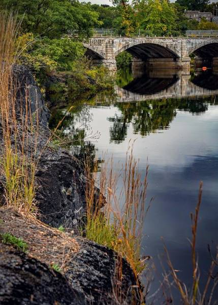 Photograph - The Old Bridge by Kendall McKernon