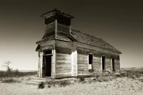 Photograph - The Old Church by Rick Furmanek