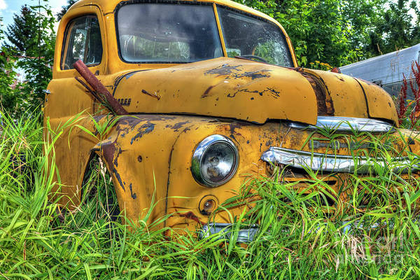 Wall Art - Photograph - The Old Dodge by Rick Mann