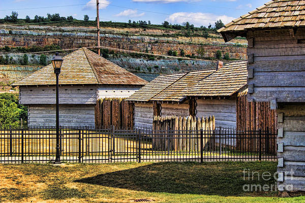 Photograph - The Old Fort by Roberta Byram