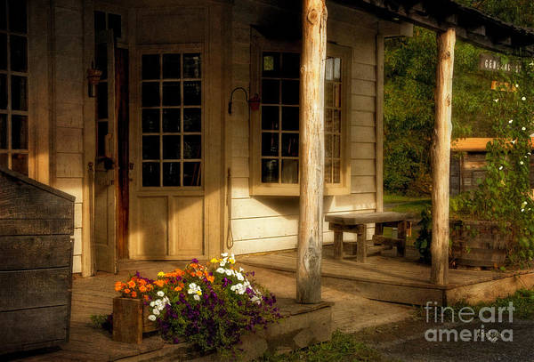 Storefront Photograph - The Old General Store by Lois Bryan