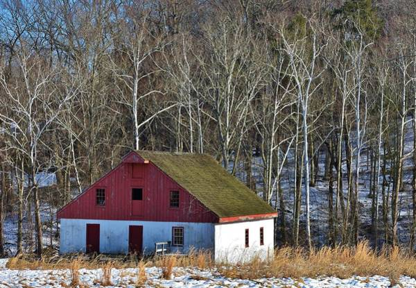 Photograph - The Old Grist Mill At Bowmans Hill by Val Arie