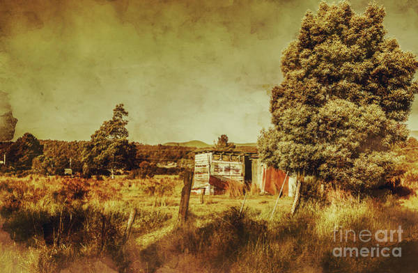 Abandon Wall Art - Photograph - The Old Hay Barn by Jorgo Photography - Wall Art Gallery