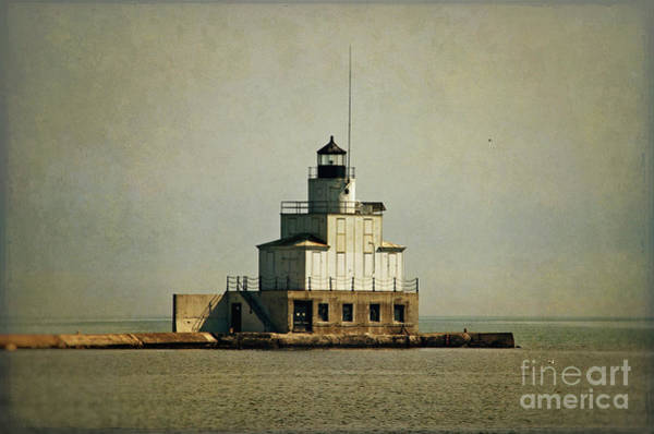 Wall Art - Photograph - The Old Lighthouse by Mary Machare