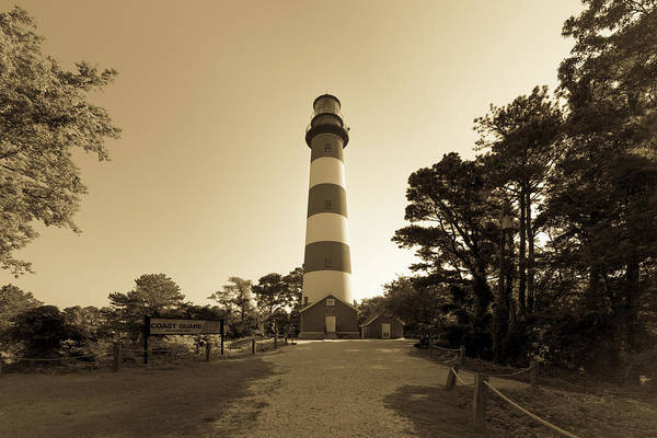 Photograph - The Old Lighthouse by Michael Scott