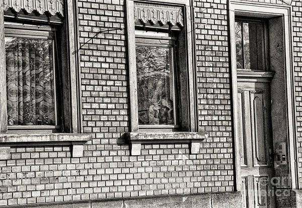 Photograph - The Old Man In The Window by Jeff Breiman