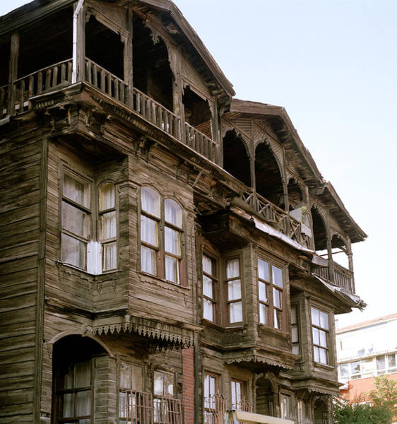 Photograph - The Old Ottoman House by Shaun Higson