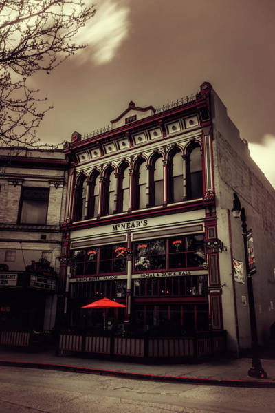 Wall Art - Photograph - The Old Saloon  by Marnie Patchett