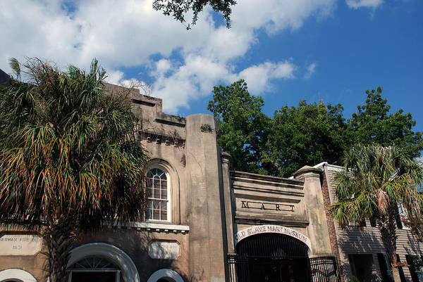 African American Museum Photograph - The Old Slave Market Museum In Charleston by Susanne Van Hulst