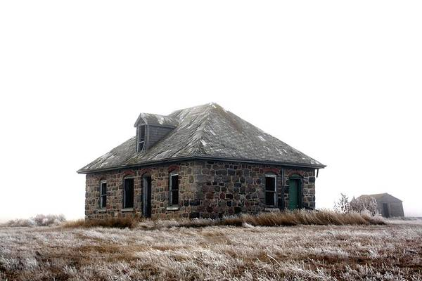 Photograph - The Old Stone House by Bryan Smith