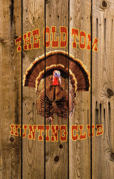 Photograph - The Old Tom Hunting Club No. 3 by TL Mair