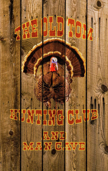 Photograph - The Old Tom Hunting Club by TL Mair