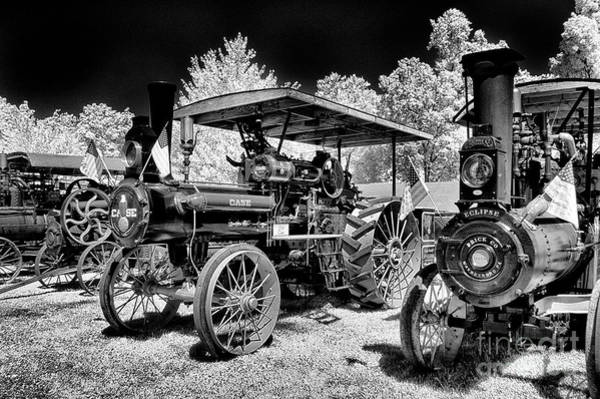 Wall Art - Photograph - The Old Way Of Farming by Paul W Faust - Impressions of Light