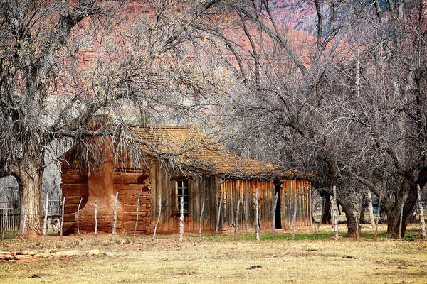 Photograph - The Old West by Nicholas Blackwell