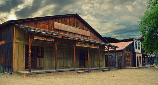 Photograph - The Old West - Paramount Ranch by Glenn McCarthy Art and Photography