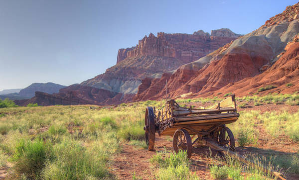 Photograph - The Old West by Ryan Moyer