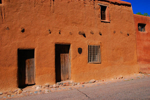 Photograph - The Oldest House In The U.s.a. by Susanne Van Hulst