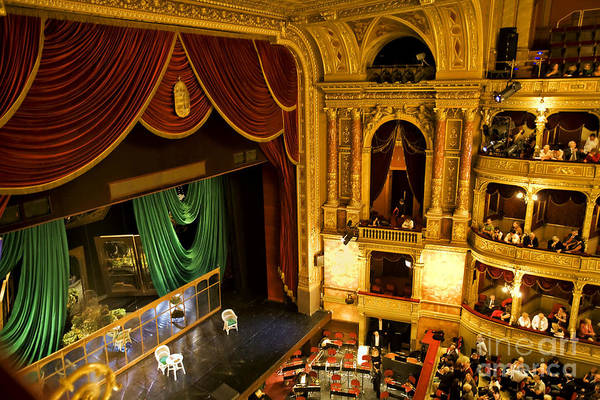 Houses Wall Art - Photograph - The Opera House Of Budapest by Madeline Ellis