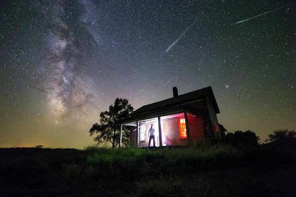 Photograph - The Outsider by Aaron J Groen