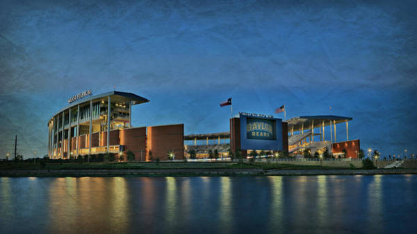 Big Bear Photograph - The Palace On The Brazos by Stephen Stookey