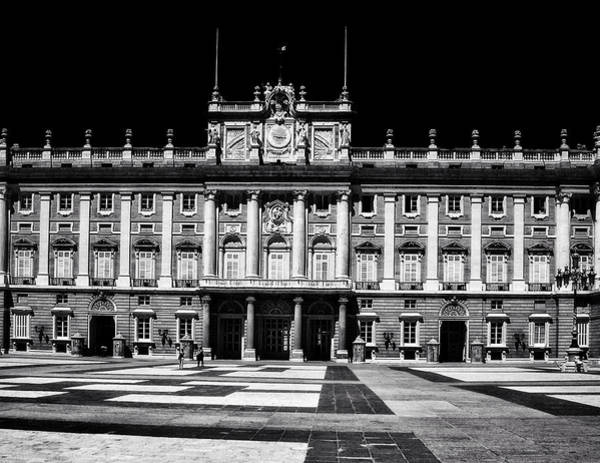 Wall Art - Photograph - The Palacio Real, Madrid  by Connie Handscomb