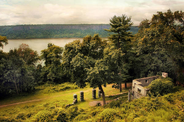 Photograph - The Palisades by Jessica Jenney