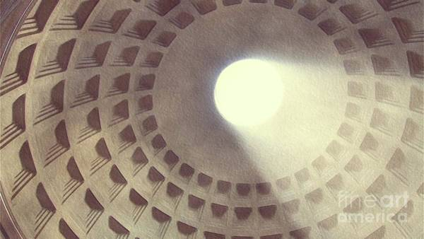 Pantheon Wall Art - Painting - The Pantheon - Rome by Sarah Kirk
