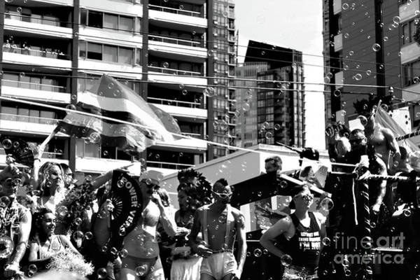 Photograph - The Parade by Fei A