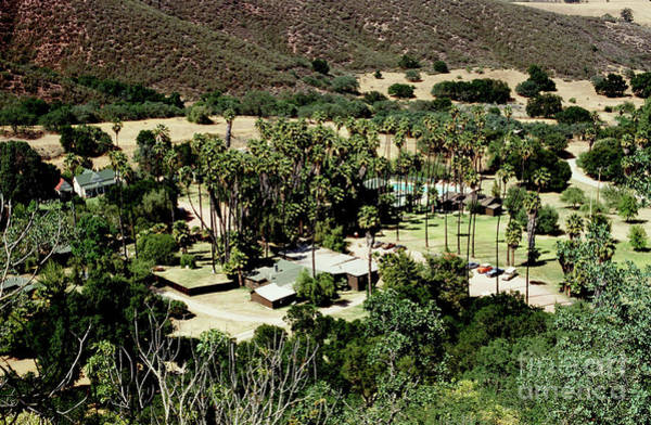 Photograph - The Paraiso Hot Springs,  Soledad, California 1998 by California Views Archives Mr Pat Hathaway Archives