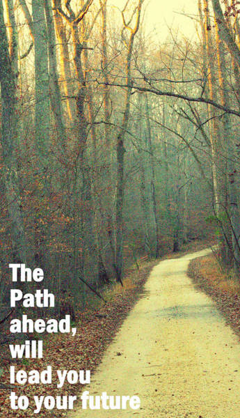 Photograph - The Path Ahead by Buddy Scott
