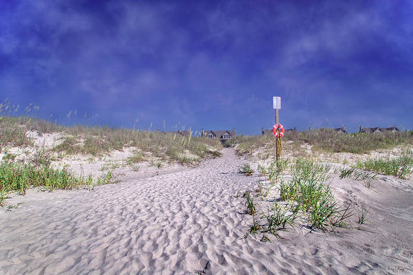 Wall Art - Photograph - The Path Home by Betsy Knapp