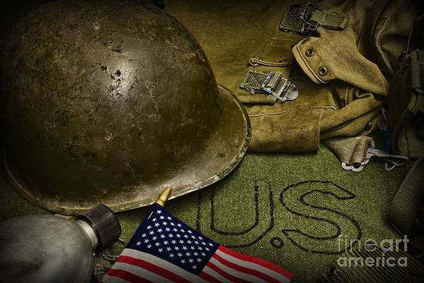 Wall Art - Photograph - The Patriot by Paul Ward