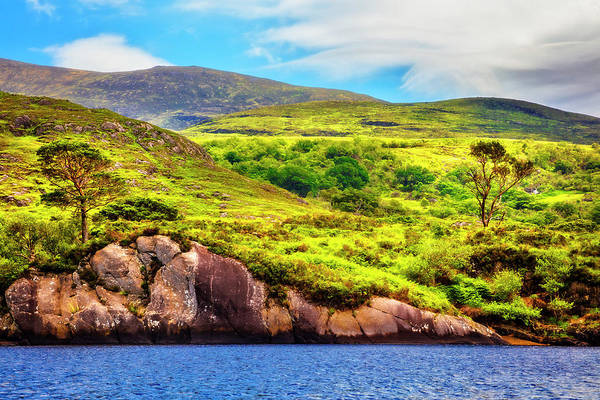 Photograph - The Peaceful Countryside Of Ireland by Debra and Dave Vanderlaan